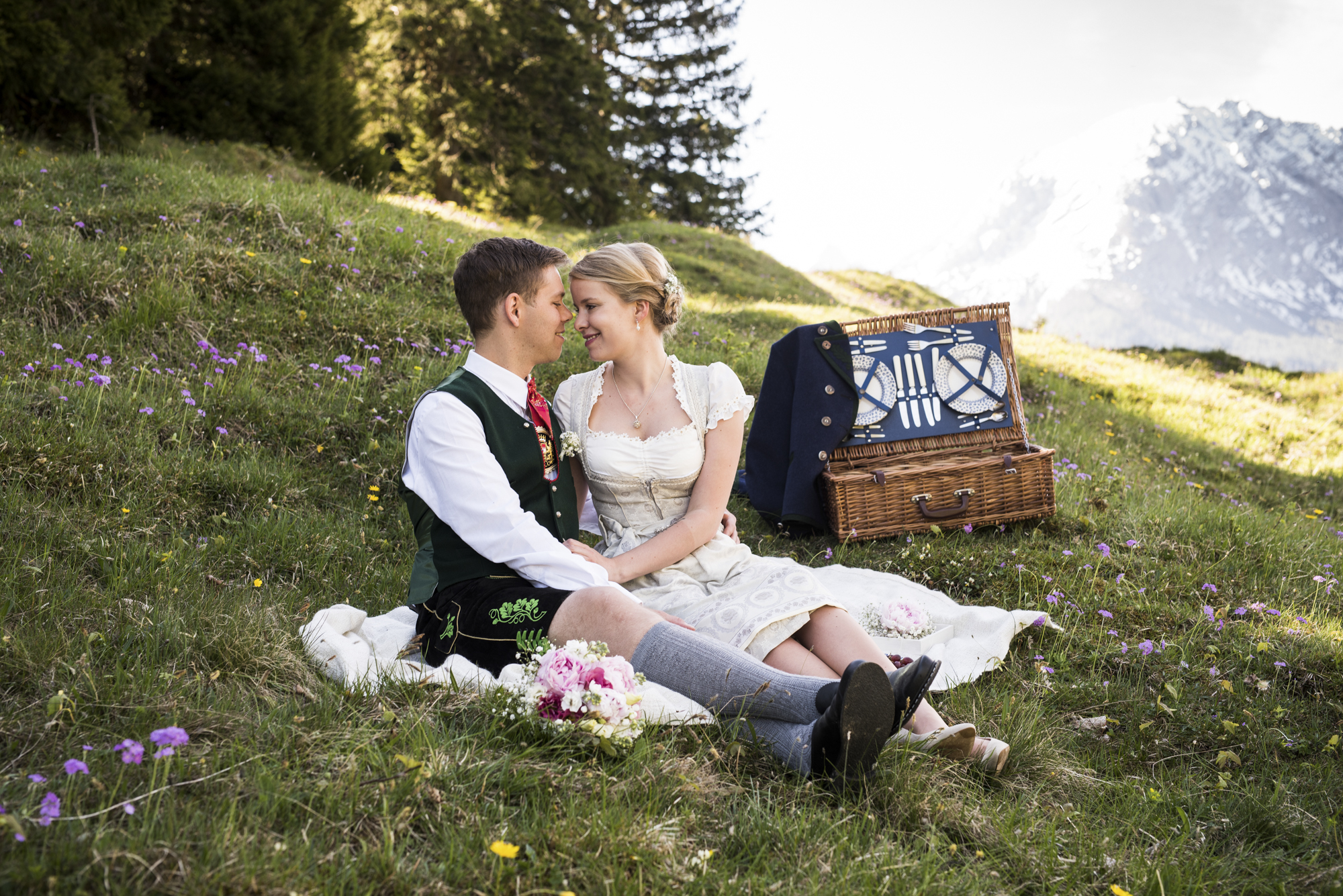 Hochzeitsfotograf Berchtesgaden Hochschwarzeck Gasthaus Ramsau Hintersee Hochzeit_-9